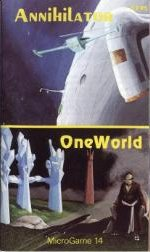One World/Annihilator Cover
